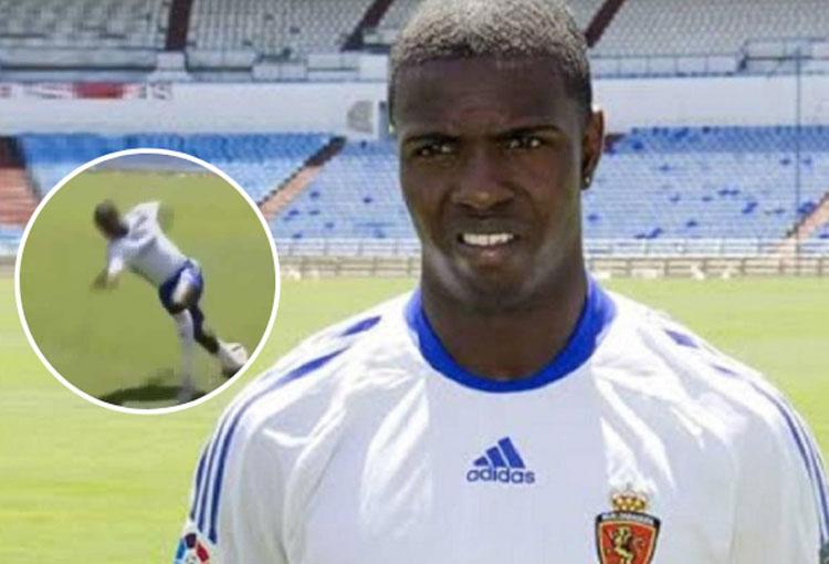 Marco Pérez y la explicación del blooper que protagonizó en Real Zaragoza