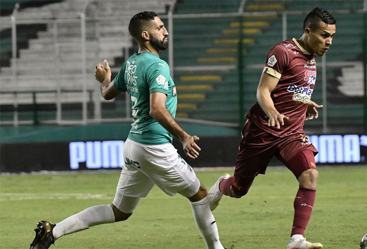 Deportivo Cali: el misterioso mensaje de Hernán Menosse