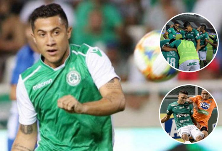 Michael Ortega, los elogios a Deportivo Cali y a Andrés Arroyo