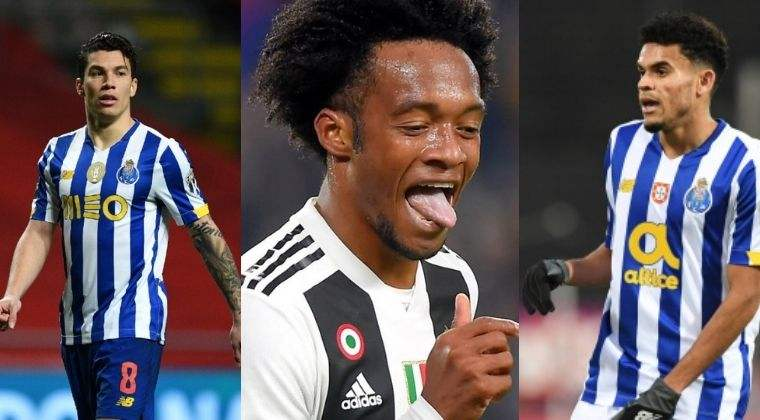 ¡Choque cafetero! Formación titular de Juventus y Porto por juego definitivo en Champions