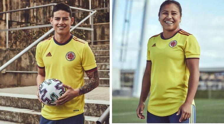 ¡Oficial! La nueva camiseta de la Selección Colombia para el 2021