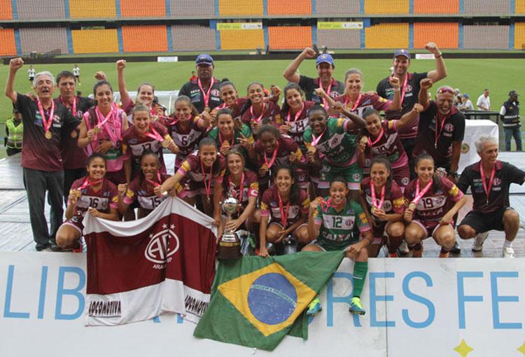 El día en que Ferroviária, rival de América en la final, ganó una Libertadores Femenina en Colombia