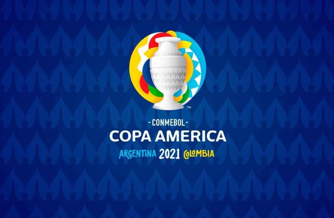 Fixture oficial de la Copa América 2021