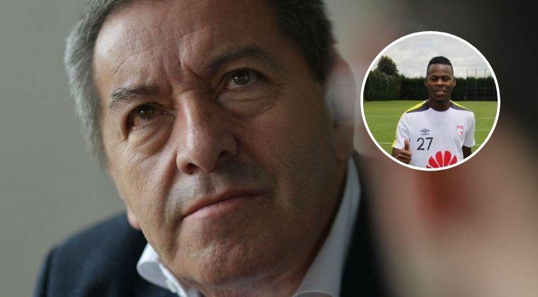 Eduardo Méndez habló del supuesto ofrecimiento de Carlos Arboleda a Atlético Nacional