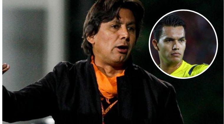 """Eduardo Pimentel: """"Nicolás Gallo es un adefesio y una grosería para el fútbol colombiano"""""""