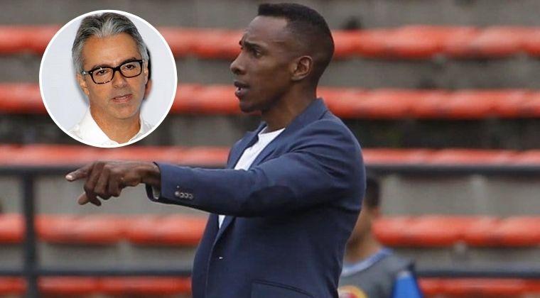 Presidente de Junior habló sobre la posible salida de Amaranto Perea