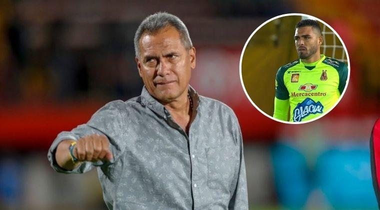 ¿Arde la interna del Deportes Tolima? Hernán Torres confirmó que Montero irá al banco