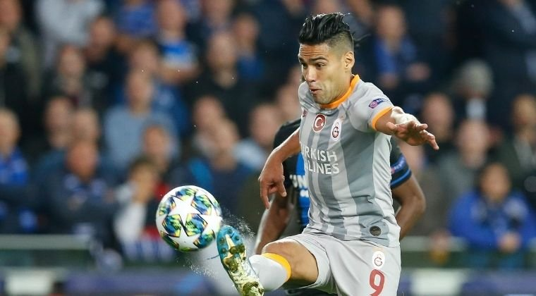 ¡Volvió el 'tigre'! Solo elogios para Falcao García por su presente en Galatasaray