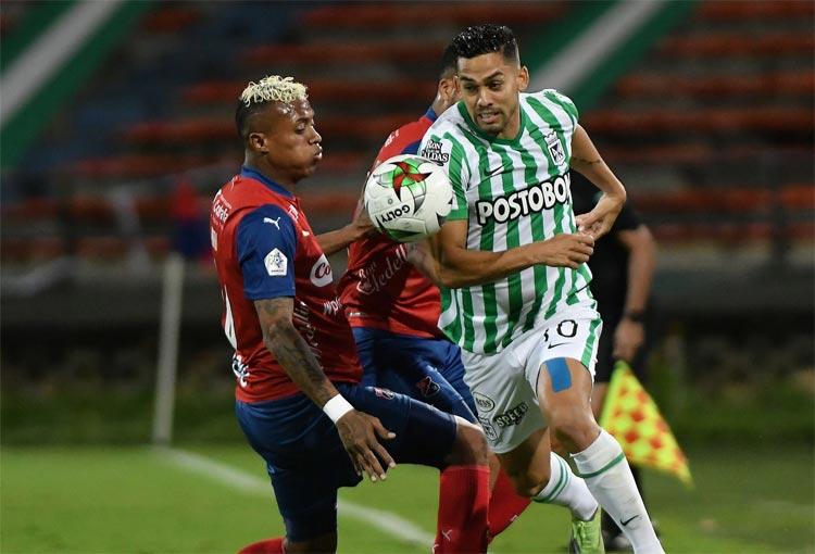 ¡Queja formal de Independiente Medellín por lo sucedido con el VAR en el clásico!