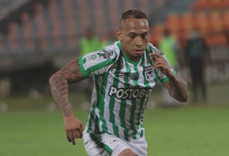 Jarlan Barrera: otro tanto y goleador en la era Guimaraes en Nacional