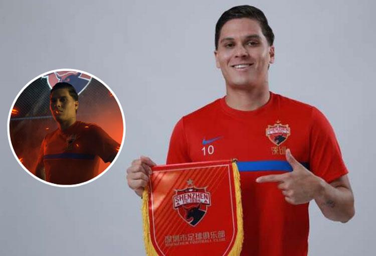 Shenzhen FC y Juanfer Quintero: cuánto pagó y presentación de lujo