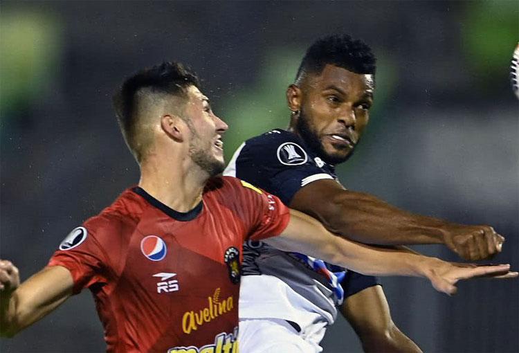 ¡Atención, Junior! El rival en la Libertadores y sus casos de COVID-19