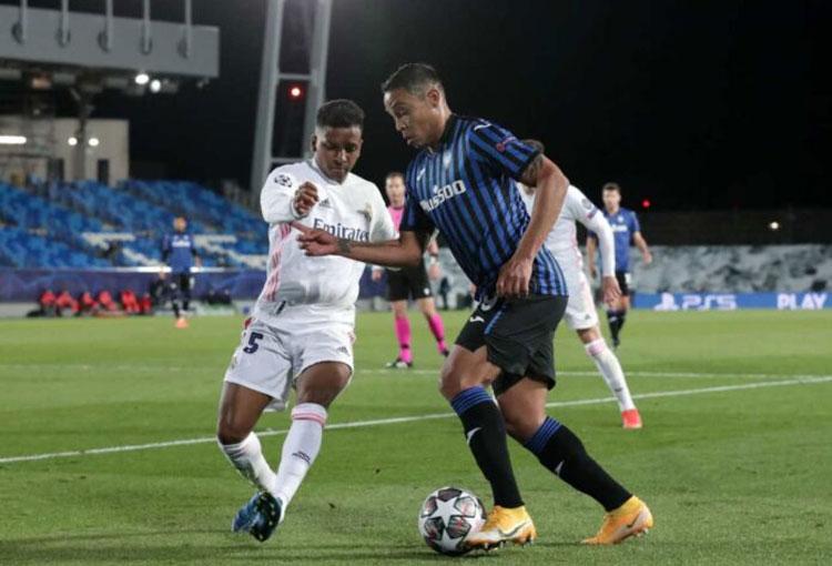 El porqué Real Madrid eliminó a Atalanta de la Champions, según Luis Muriel