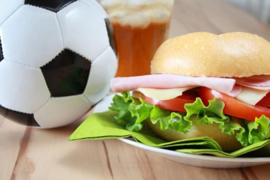 Nutrición fútbol
