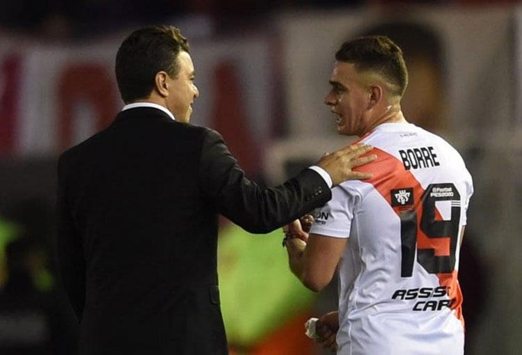 Santos Borré, Marcelo Gallardo, ¿y la reunión que cambiará su futuro?