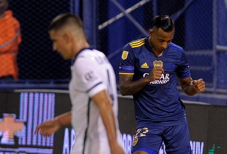 ¡Imparable! Los goles de Sebastián Villa con Boca a Vélez