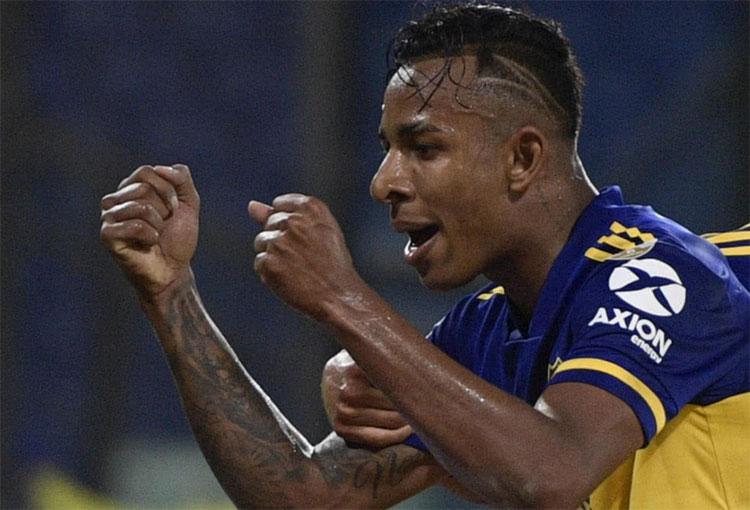 Deportes Tolima le ayudaría a Sebastián Villa para que pueda salir de Boca Juniors