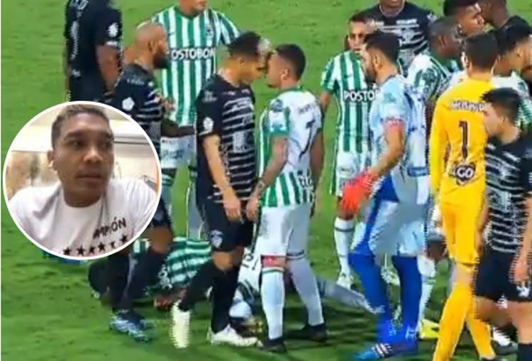 Teo Gutiérrez rompió el silencio: ¿¡Qué fue lo que pasó con Jarlan Barrera!?