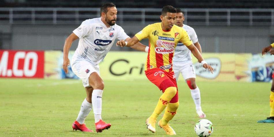¡Increíble! jugadores del Deportivo Pereira habrían jugado contagiados ante el DIM