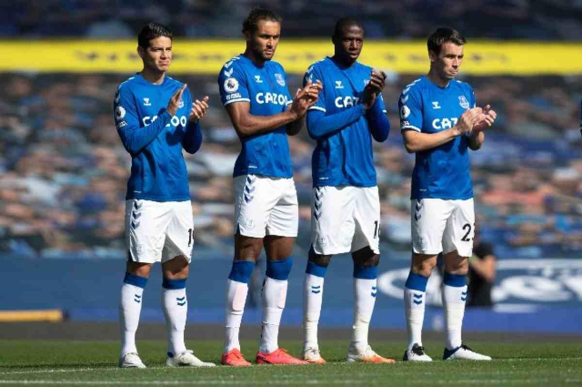 ¡Renovación total! La larga lista de los jugadores que saldrían de Everton a mitad de año
