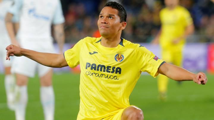 Carlos Bacca, el único colombiano que avanzó a semifinales de Europa League