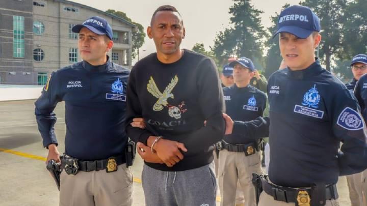 Oficial: ¡Se conoció el tiempo de condena que tendrá Jhon Viáfara en Estados Unidos!