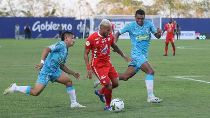 Formación titular de América de Cali para enfrentar a Jaguares en Montería
