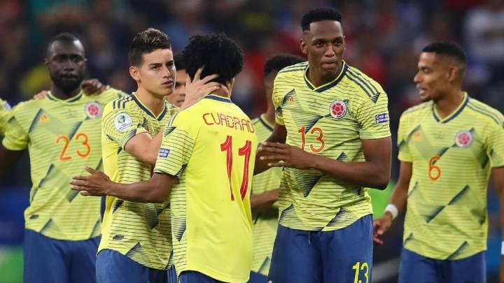 El reemplazo de James Rodríguez en Selección Colombia