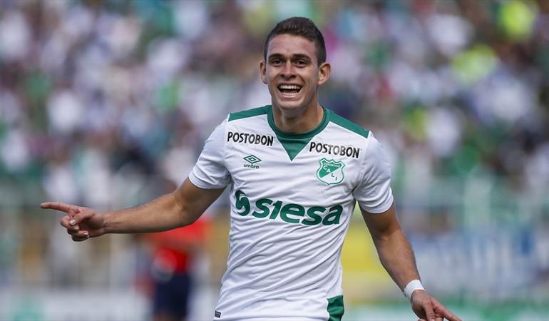Santos Borré sorprendió: ¡Los dos equipos de Colombia por los que se devolvería a jugar!