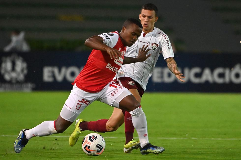 Santa fe vs. Fluminense