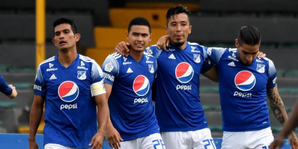 Siguen las malas noticias en Millonarios: Gamero confirmó la baja de Mackalister Silva