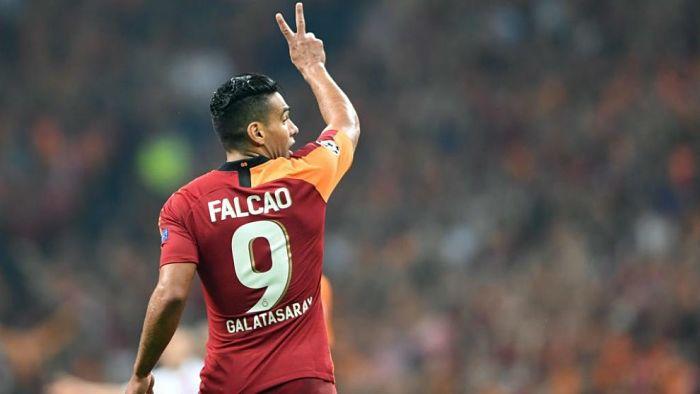 A Falcao García le dieron de alta tras su fractura facial