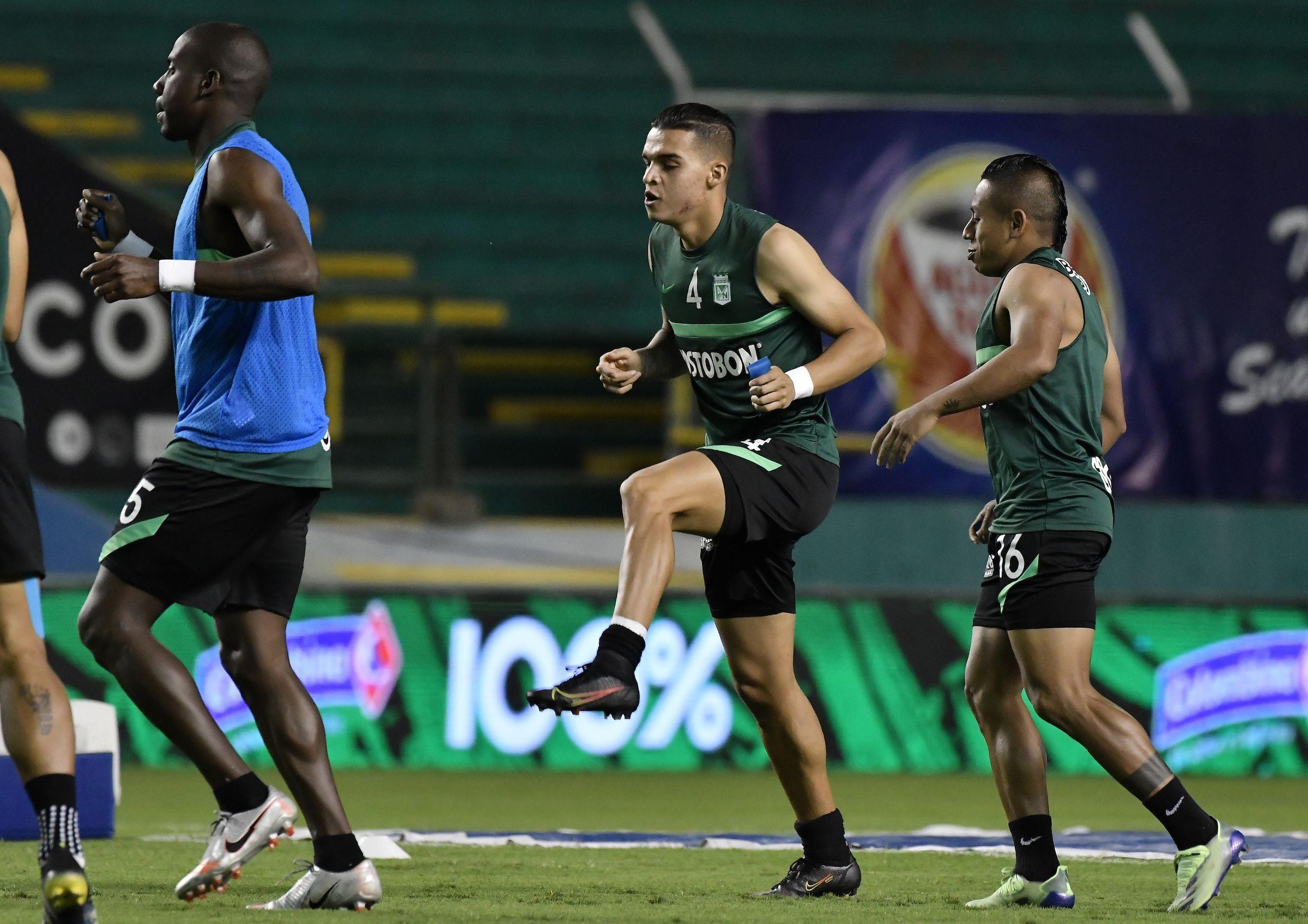 Atlético Nacional le hace fuerza al Bucaramanga para no perder su liderato