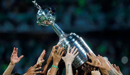 ¿Qué grupo integraría Nacional si supera a Libertad en Copa Libertadores?