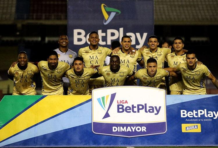 Águilas Doradas, Boyacá Chicó FC, COVID-19, Dimayor, Liga BetPlay 2021-I