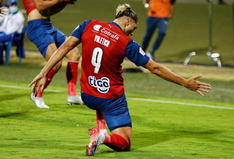 Agustín Vuletich, fichajes DIM 2021-II, Deportivo Independiente Medellín, DIM