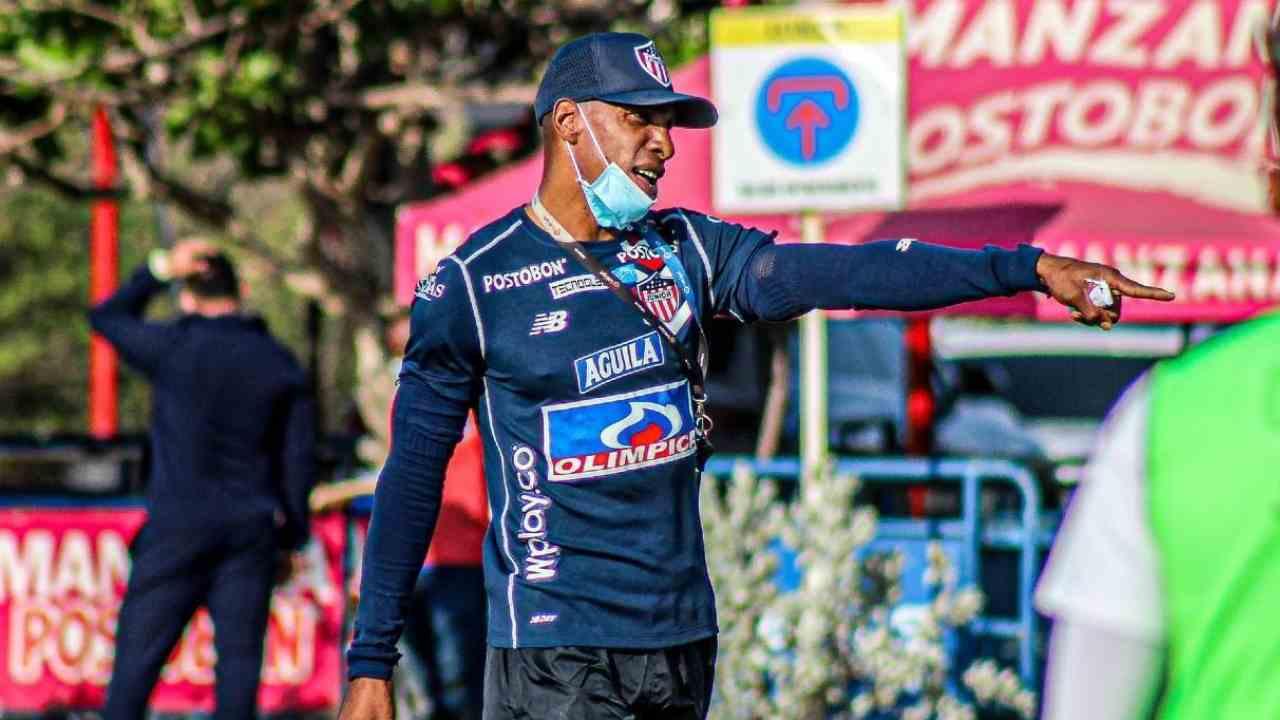 Amaranto Perea reveló que se quiere quedar muchos años en el Junior