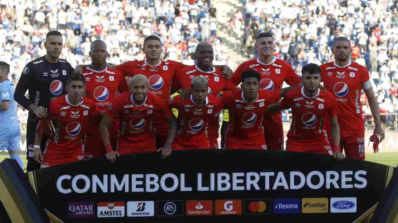 América de Cali y su accesible grupo en la Copa Libertadores