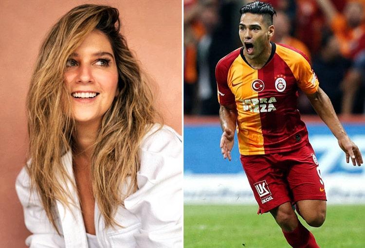 Andrea Guerrero, Falcao García, Galatasaray SK, Superliga de Turquía 2020-21, Selección Colombia, Viralgol