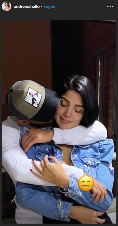 Andreína Fiallo, Javier Reina, DIM, Deportivo Independiente Medellín, Viralgol, gran amor