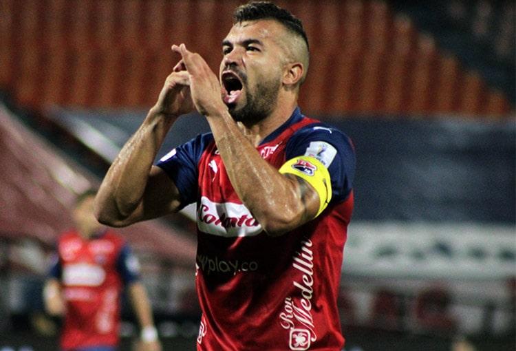 Andrés Cadavid, DIM, Deportivo Independiente Medellín, fichajes DIM 2021-II
