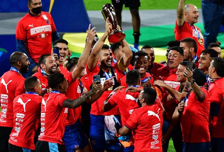 Andrés Cadavid, Deportivo Independiente Medellín, DIM, fichajes DIM 2021-II