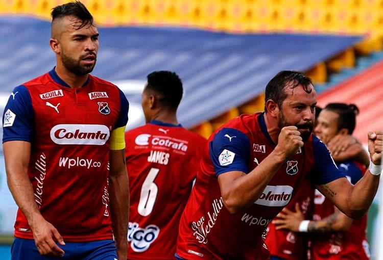Andrés Cadavid, Matías Mier, DIM, Deportivo Independiente Medellín, Alianza Petrolera, Liga BetPlay 2021-I