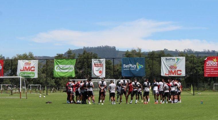 Así quedó el calendario de Santa Fe en Copa Libertadores y Liga BetPlay