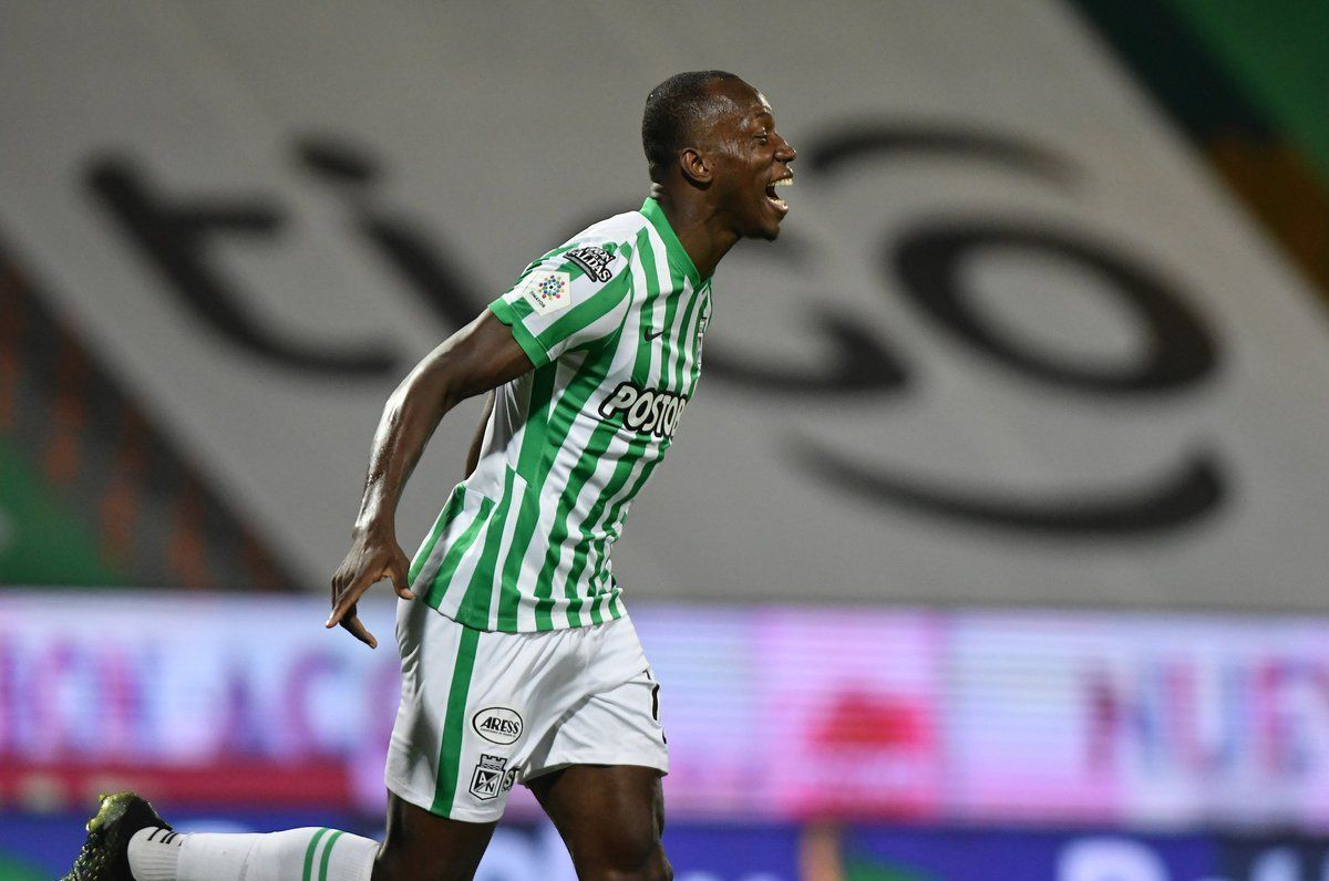 Golazo en el Atanasio: taquito de Baldomero y Nacional a un gol de avanzar