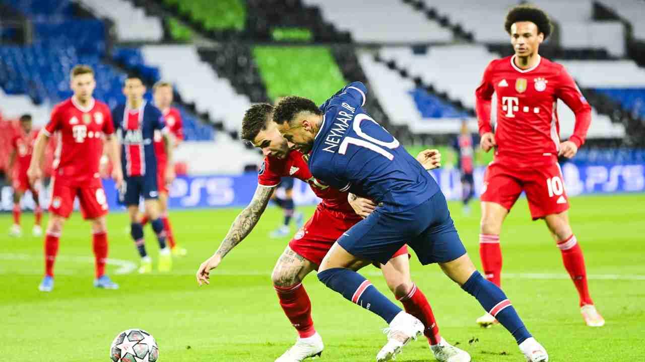 Bayern Múnich ganó en la vuelta, pero PSG avanzó a semifinales