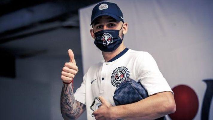 Benedetti está feliz en México el técnico y el club cuentan con él
