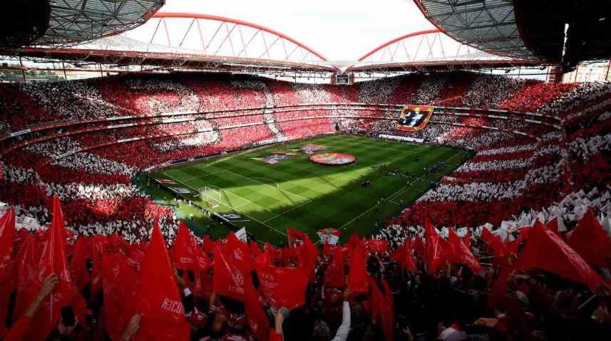 Benfica tendrá el primer estadio con 5G en Portugal