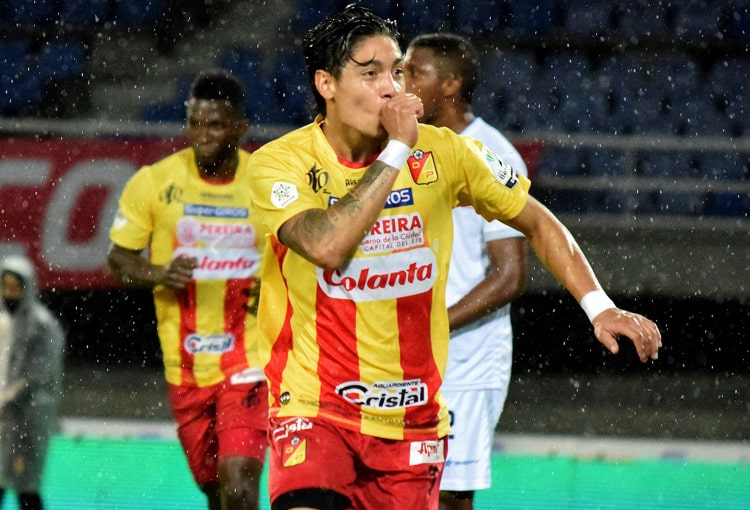 Bryan Castrillón, Deportivo Pereira, Deportivo Independiente Medellín, DIM, fichajes DIM 2021-II