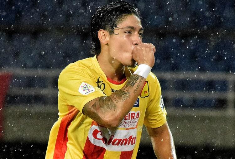 Bryan Castrillón, Deportivo Pereira, fichajes DIM 2021-II, Deportivo Independiente Medellín, DIM